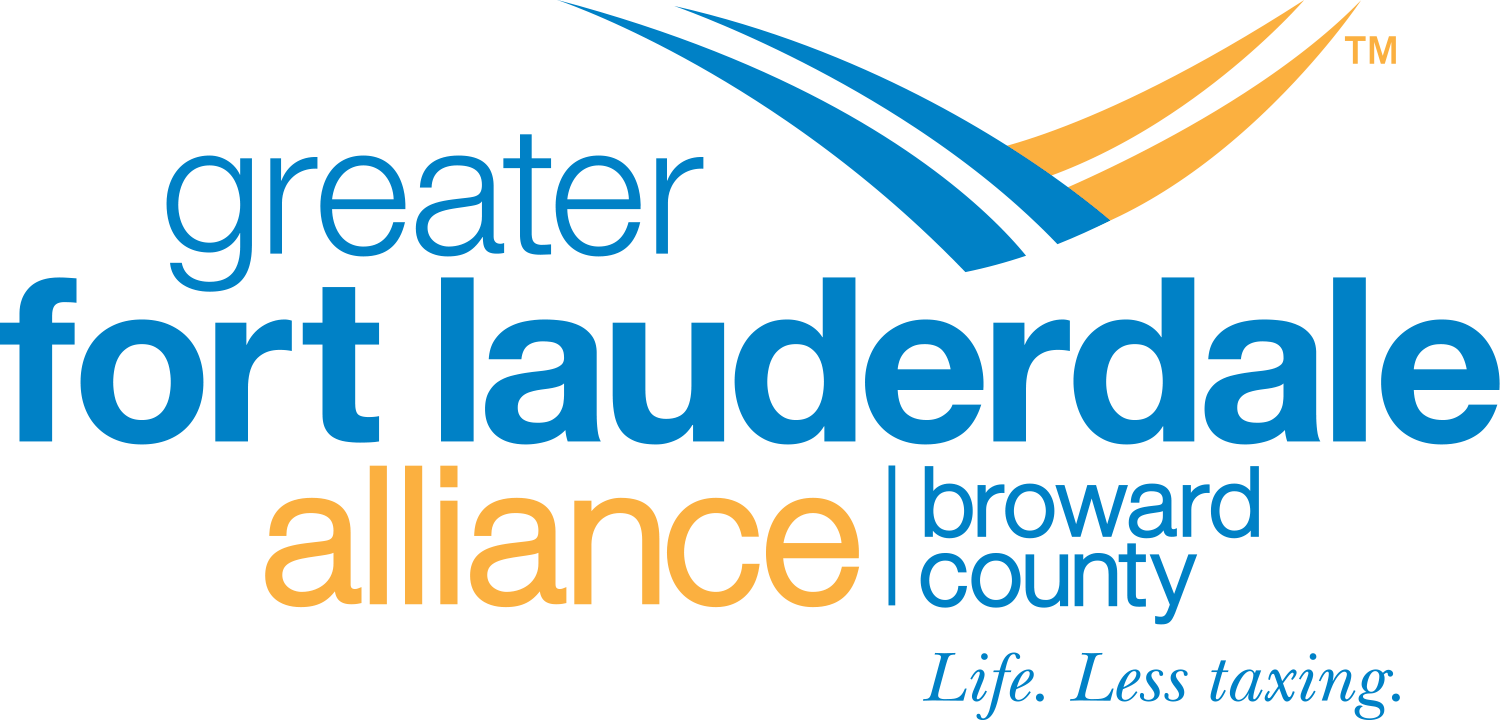Greater Fort Lauderdale Alliance Logo