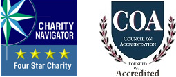 Charity Navigator - Council of Accredation