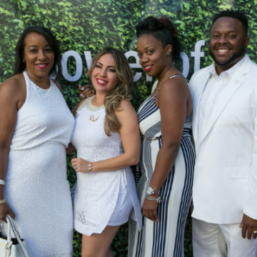 United Way of Broward County's All White Affair