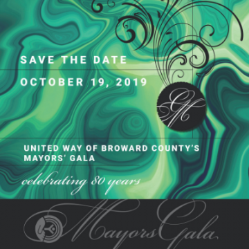 United Way of Broward County's Mayors' Gala