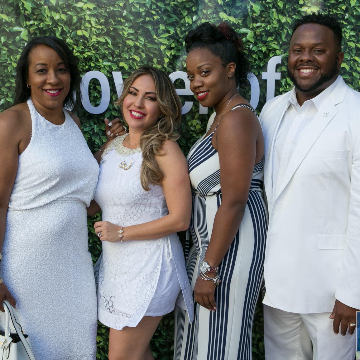 All White Affair