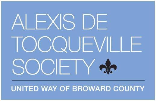 Alexis de Tocqueville society logo